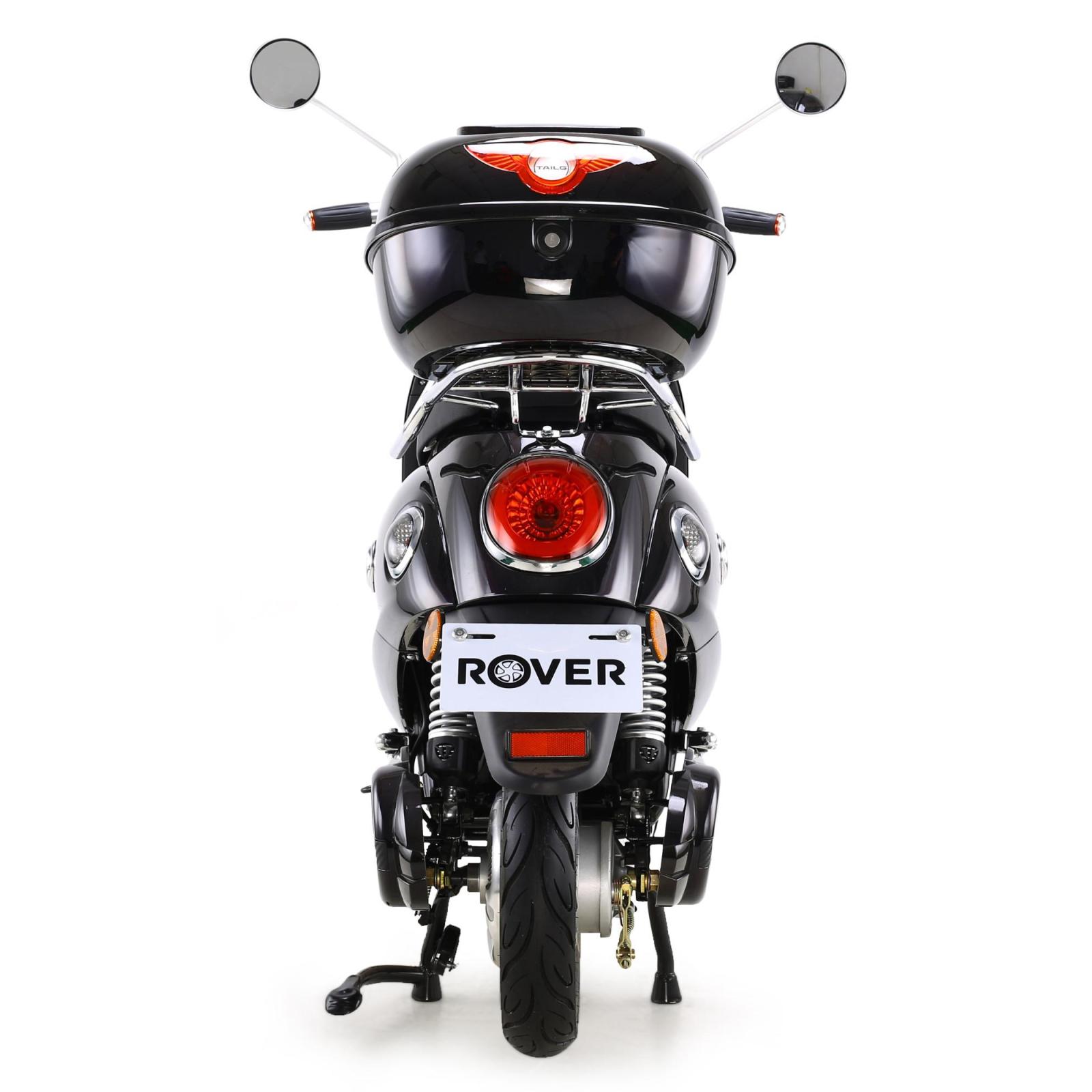 Электроскутер Rover Ampere 03 Black изображение 5