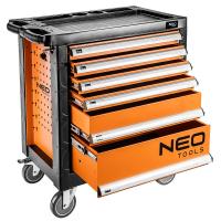 Візок для інструменту Neo Tools 6 ящиков, 770x460x870 мм, грузоподъемность 200 кг (84-223)