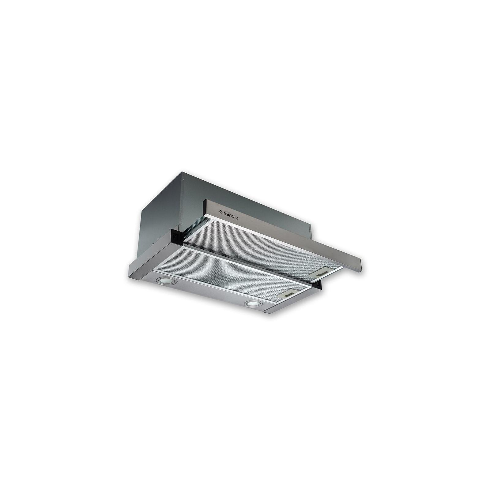 Вытяжка кухонная MINOLA HTL 6612 I 1000 LED изображение 2