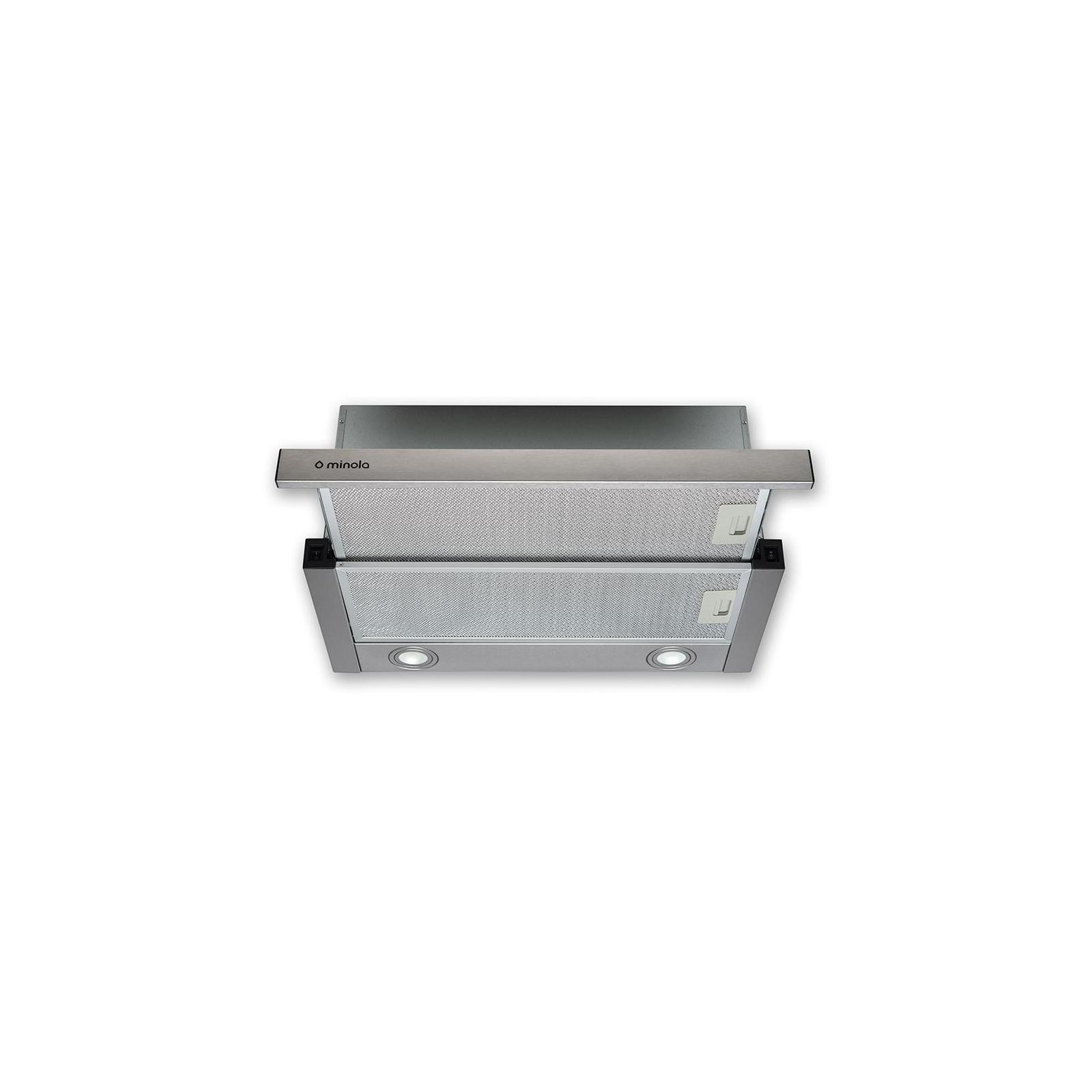 Вытяжка кухонная MINOLA HTL 6612 I 1000 LED