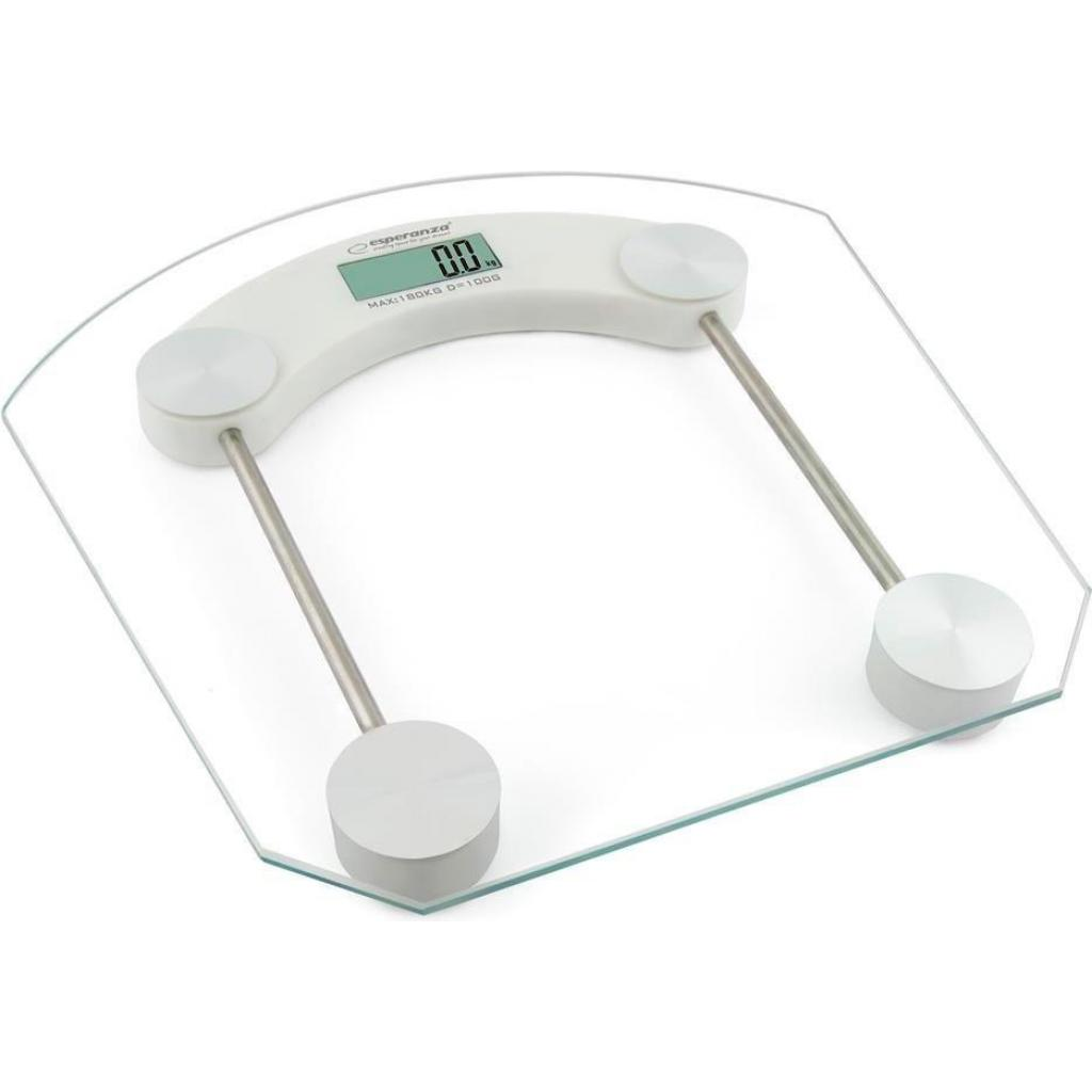 Весы напольные Esperanza EBS008W