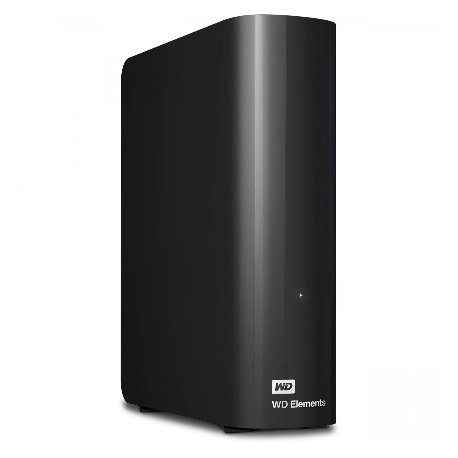 """Внешний жесткий диск 3.5"""" 8TB Western Digital (WDBWLG0080HBK-EESN) изображение 3"""