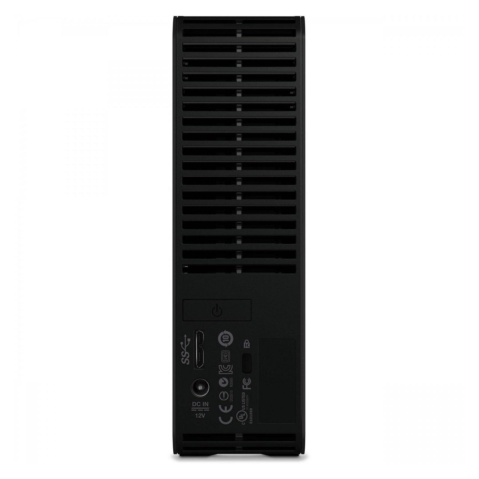 """Внешний жесткий диск 3.5"""" 8TB Western Digital (WDBWLG0080HBK-EESN) изображение 4"""