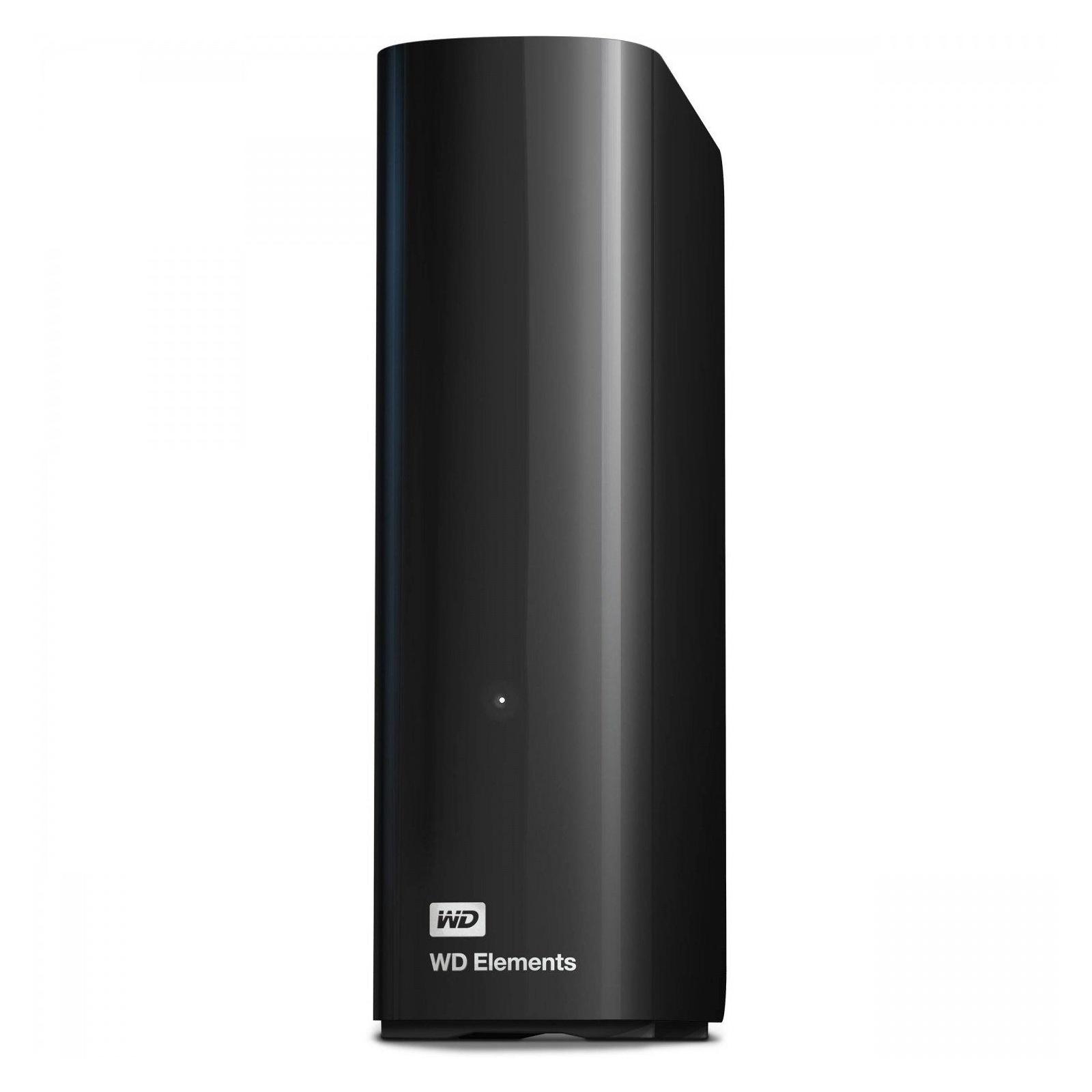 """Внешний жесткий диск 3.5"""" 8TB Western Digital (WDBWLG0080HBK-EESN) изображение 5"""