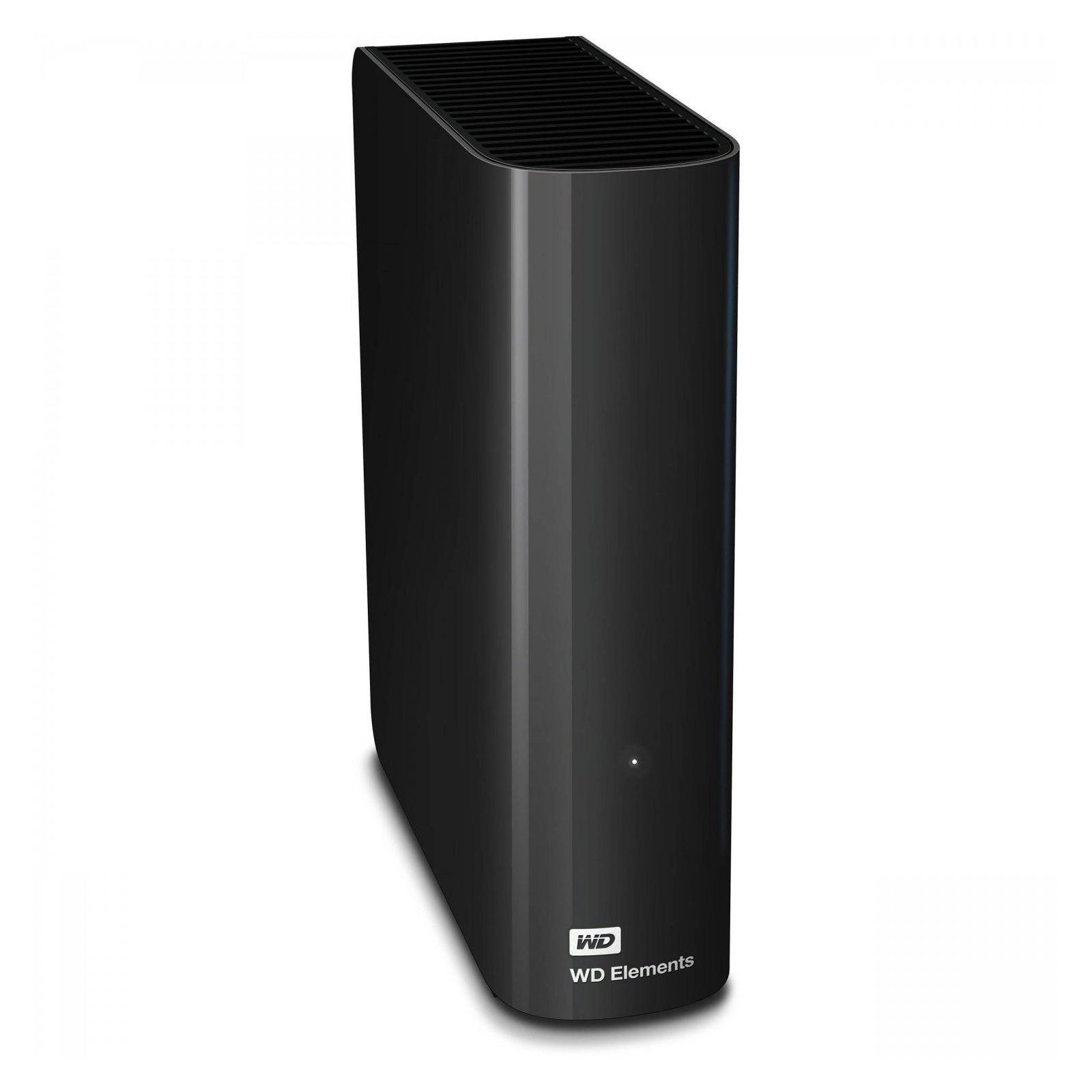 """Внешний жесткий диск 3.5"""" 8TB Western Digital (WDBWLG0080HBK-EESN) изображение 6"""