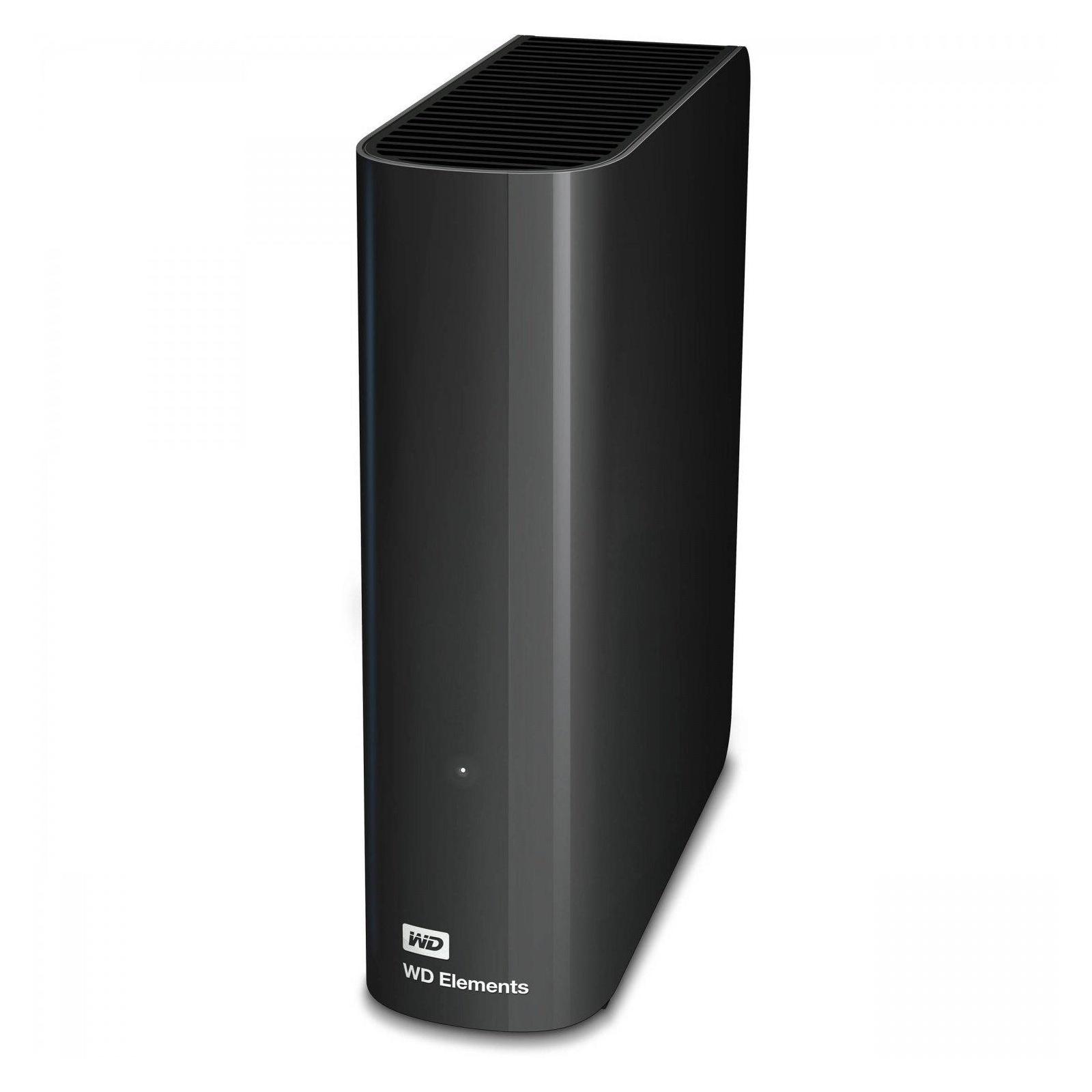 """Внешний жесткий диск 3.5"""" 8TB Western Digital (WDBWLG0080HBK-EESN) изображение 7"""