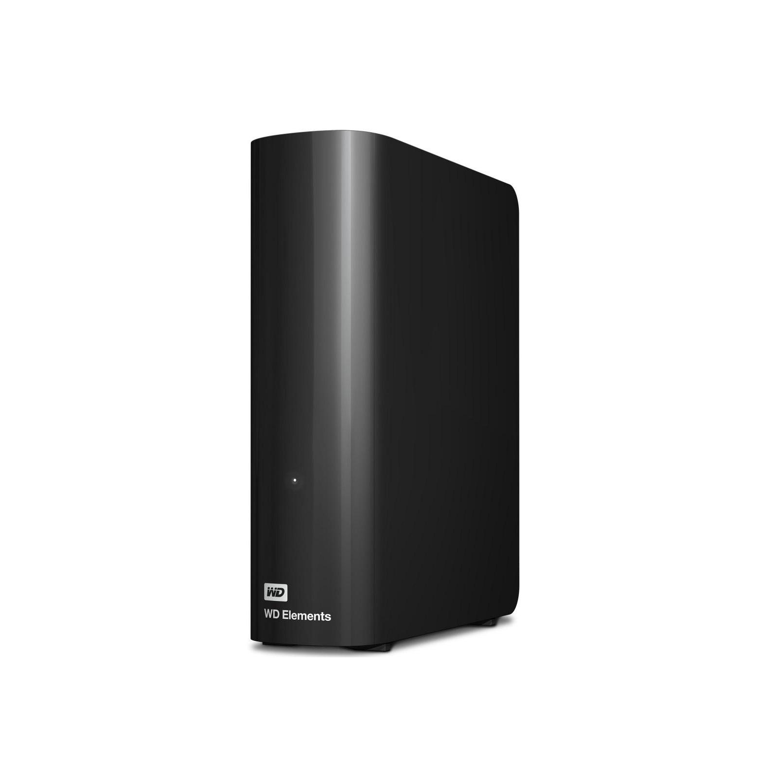 """Внешний жесткий диск 3.5"""" 8TB Western Digital (WDBWLG0080HBK-EESN)"""