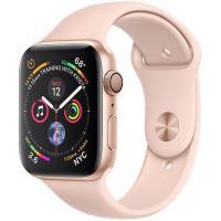 Смарт-часы Apple Watch Series4 GPS, 44mm Gold Aluminium Case (MU6F2UA/A)