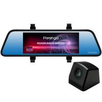 Видеорегистратор PRESTIGIO RoadRunner MIRROR (PCDVRR405DL)
