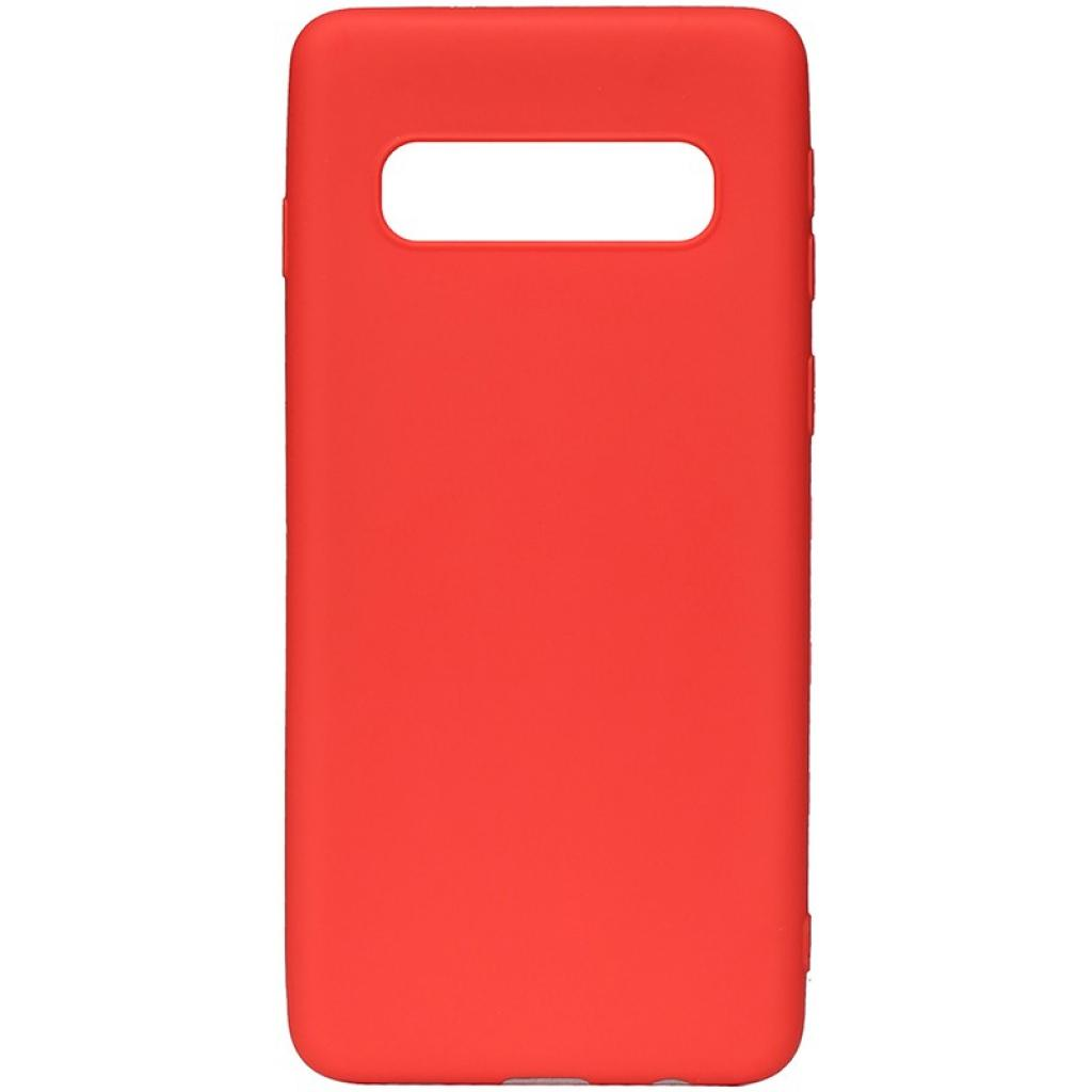 Чехол для моб. телефона Toto 1mm Matt TPU Case Samsung Galaxy S10+ Red (F_94055)