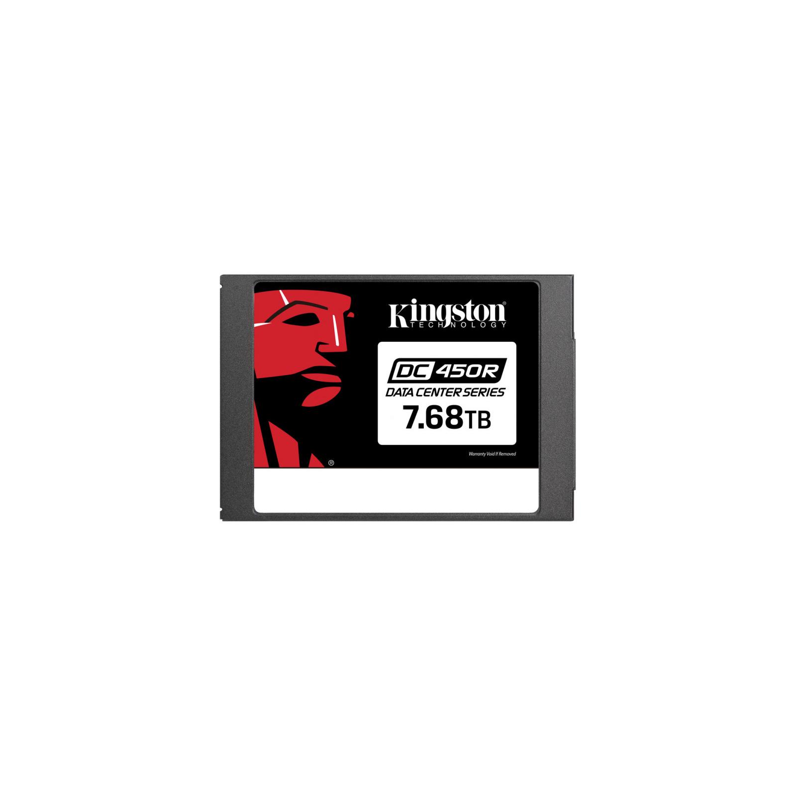 """Накопичувач SSD 2.5"""" 3.84TB Kingston (SEDC450R/3840G)"""