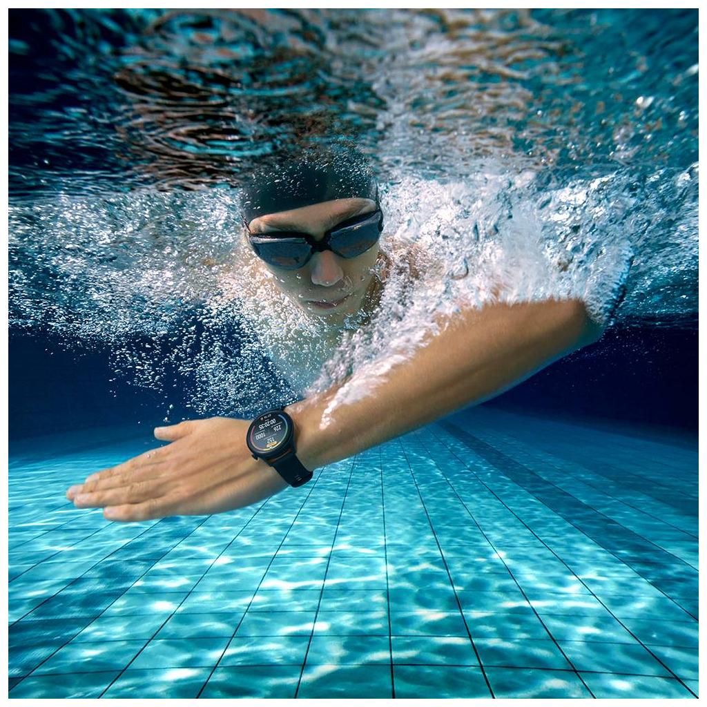 Смарт-годинник Huawei Watch 3 Black (55026820) зображення 11