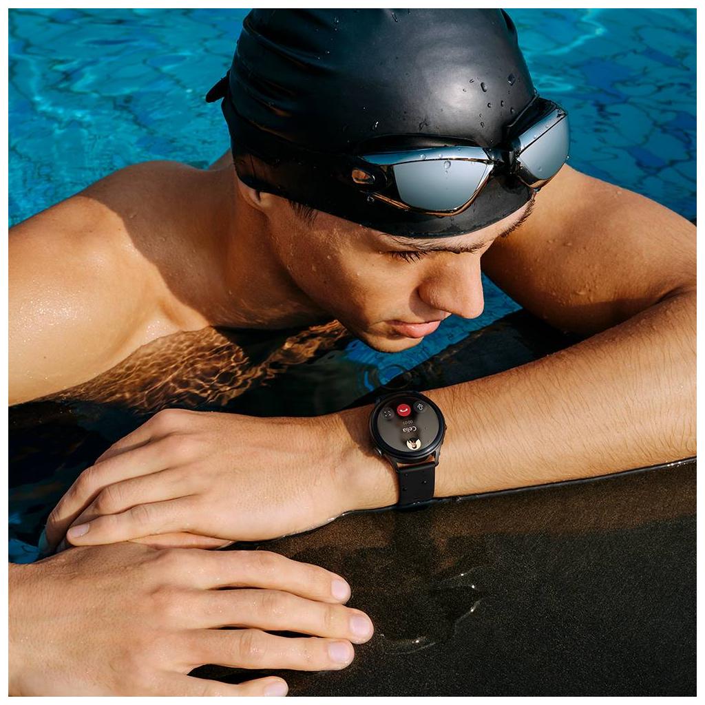Смарт-годинник Huawei Watch 3 Black (55026820) зображення 7