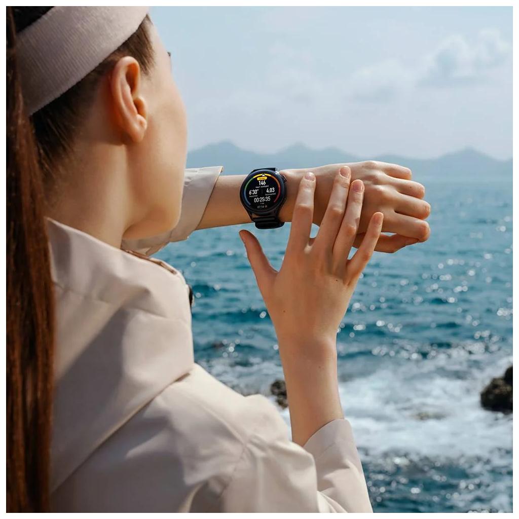Смарт-годинник Huawei Watch 3 Black (55026820) зображення 9