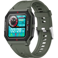 Смарт-часы Gelius Pro GP-SW006 (Old School) (IPX7) Green (00000086359)